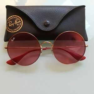 Ray Ban rosey sunglasses